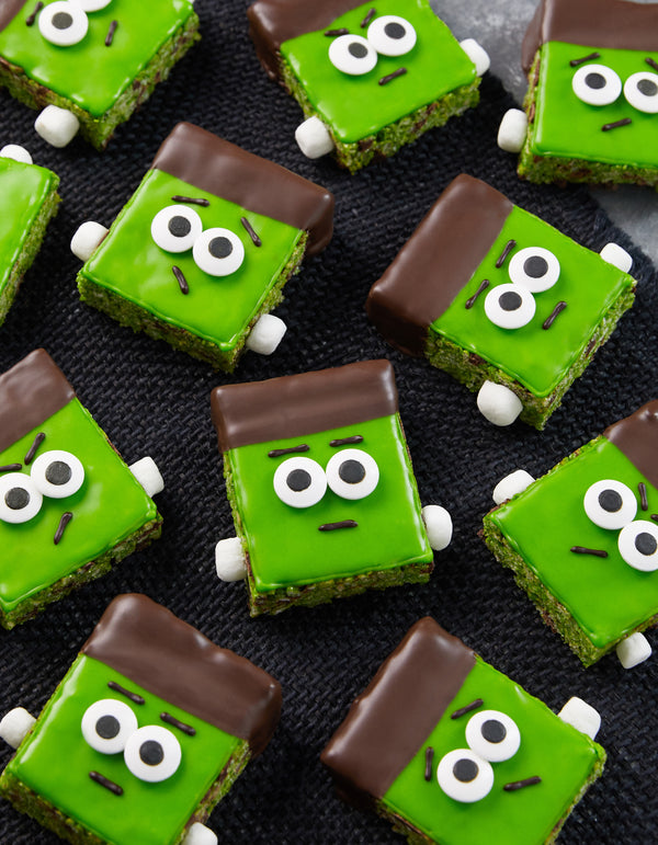 Monster Crispy Treats