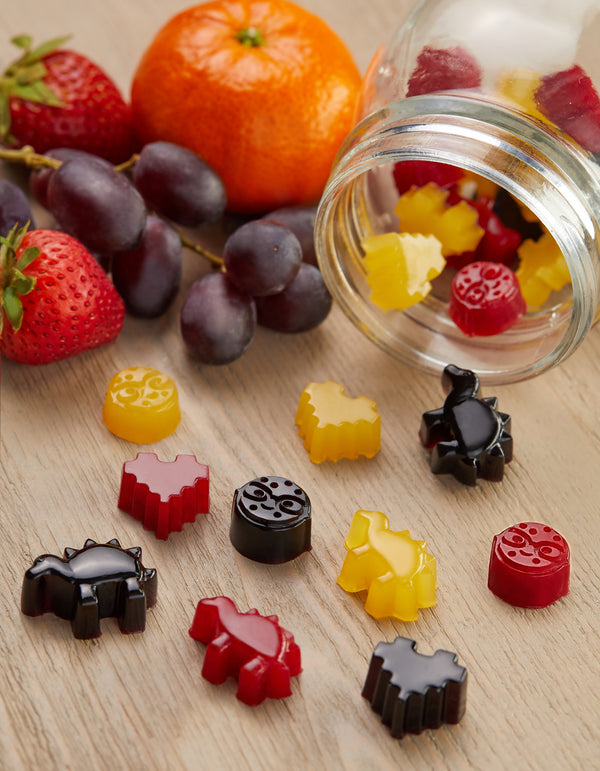 Fruit Nerdy Nummies Gummies