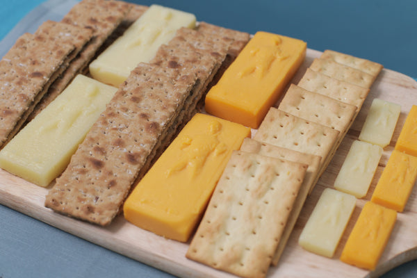Carbonite Cheese and Crackers