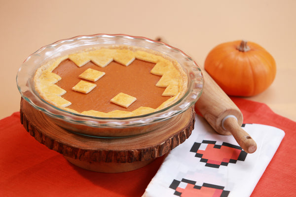 Minecraft Pumpkin Pie