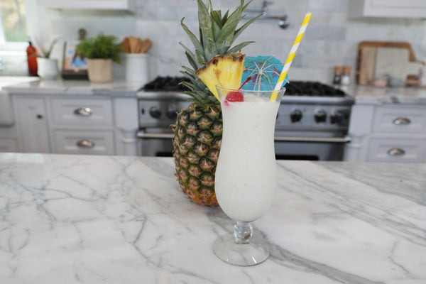 The Perfect Piña Colada Recipe