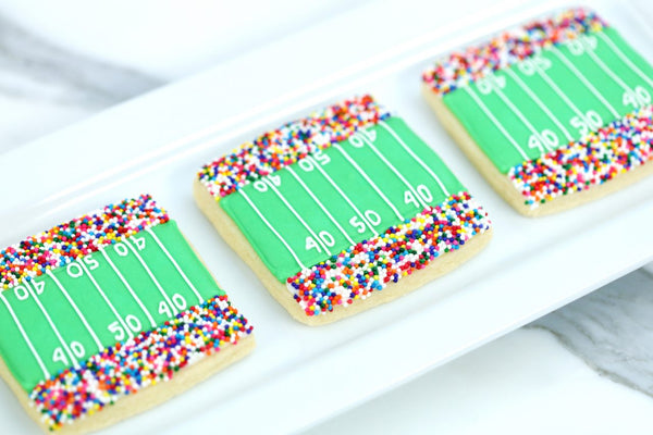 3 Easy Football Treats
