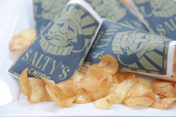 Bioshock Salty's Potato Chips