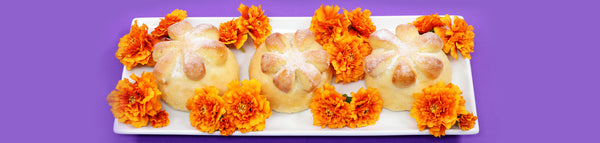 Coco Day of the Dead Bread