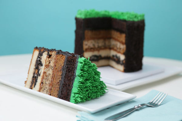 5 Layer Earth Cake