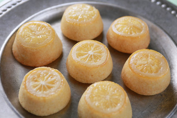 Game of Thrones Sansa's Lemon Cakes