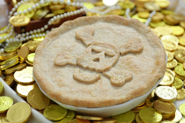Pirates of the Caribbean Chicken Pot Pie