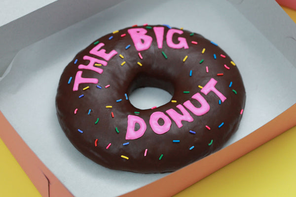 Zootopia's 'The Big Donut'