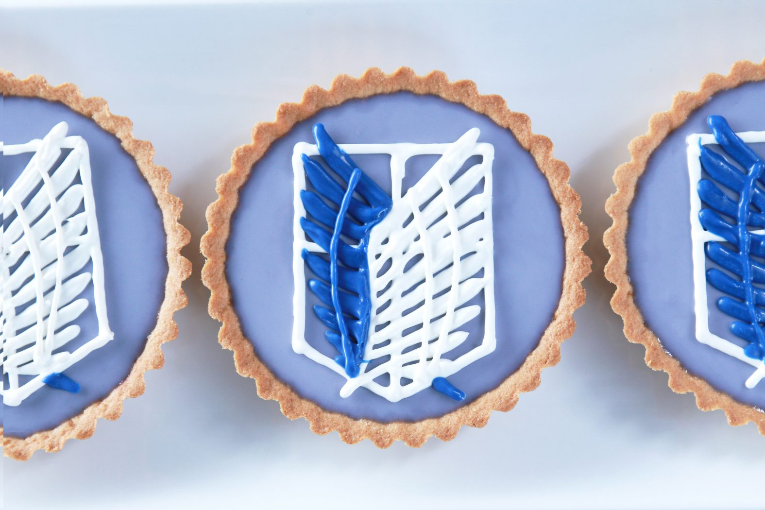 Attack on Titan Tarts