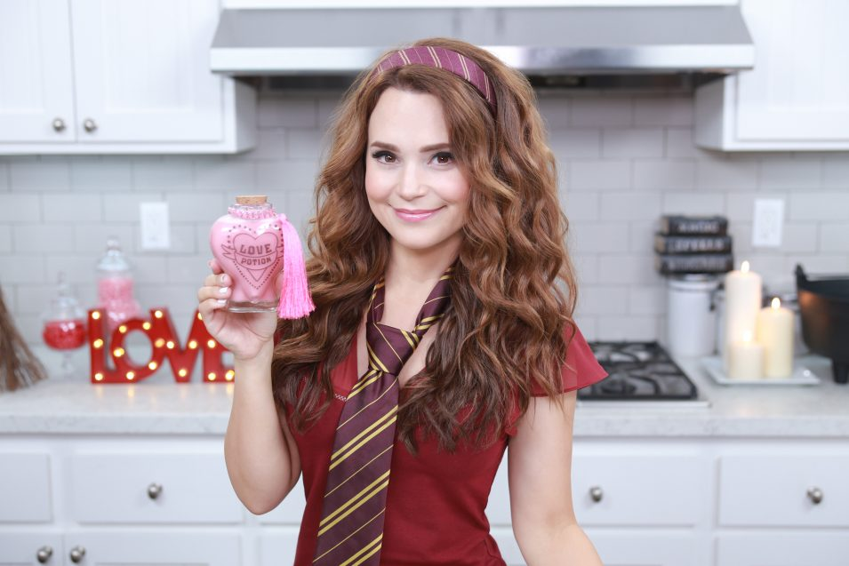 Rosanna Pansino Love Potion