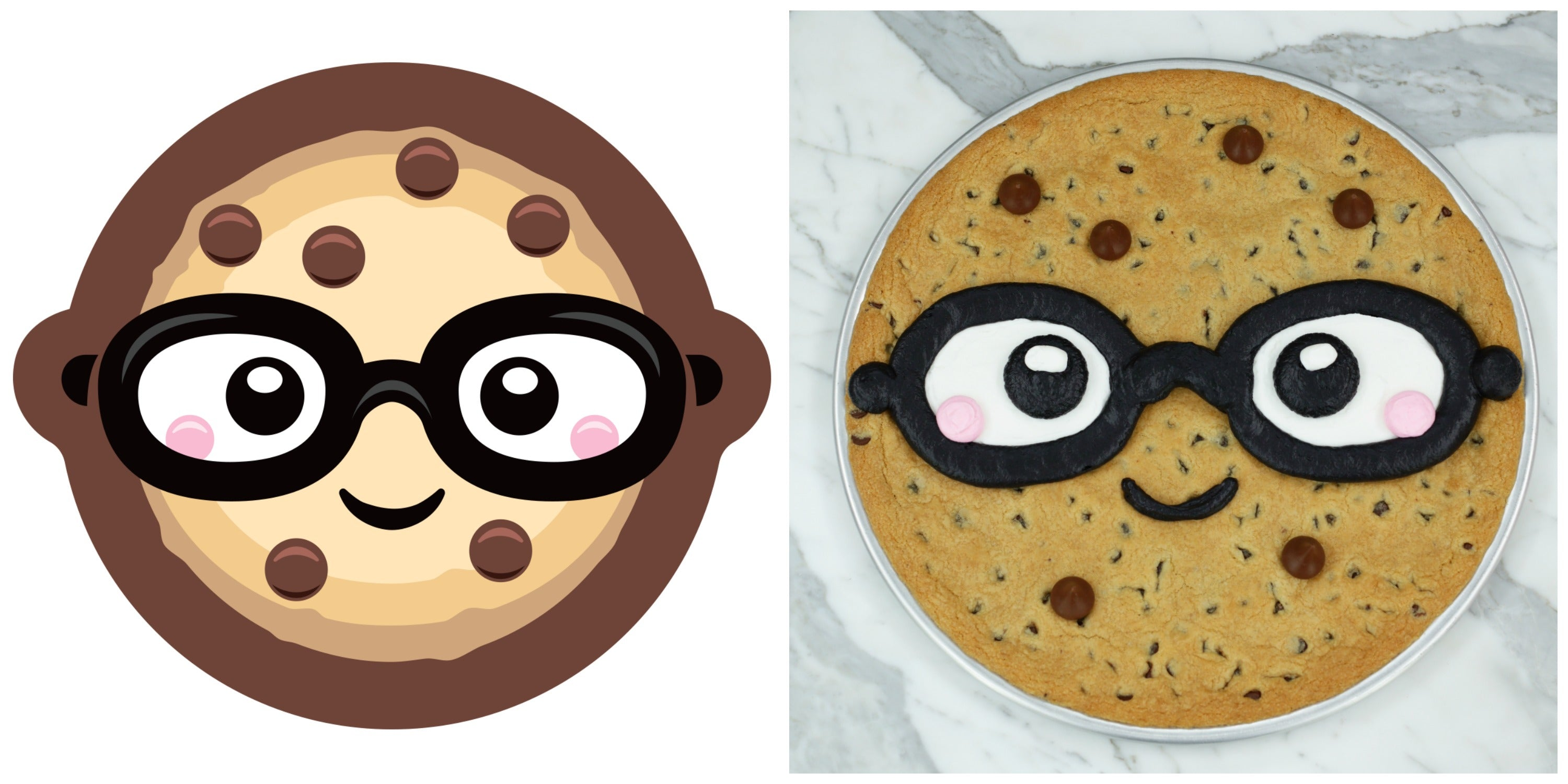 Smart Cookie Side by Side