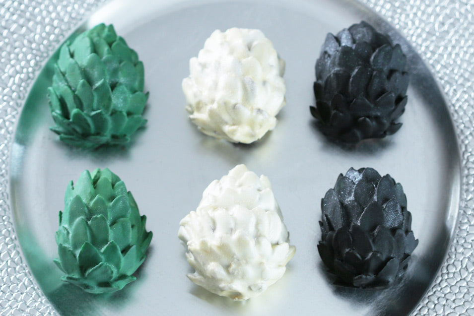 Game of Thrones Dragon Egg Truffles