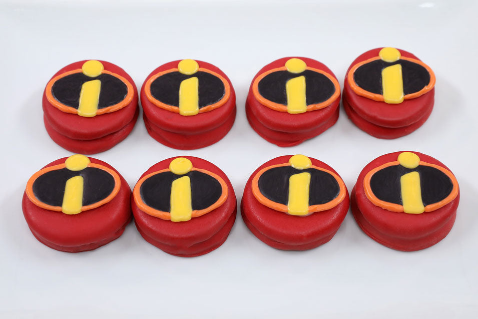 Rosanna Pansino Makes Incredibles Oreos on Nerdy Nummies