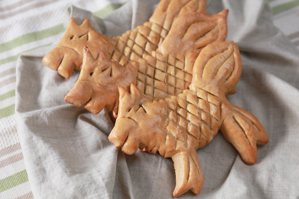 Game of Thrones Direwolf Bread