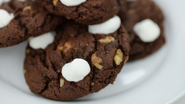Rocky Road Ice Cream Flavored Cookies