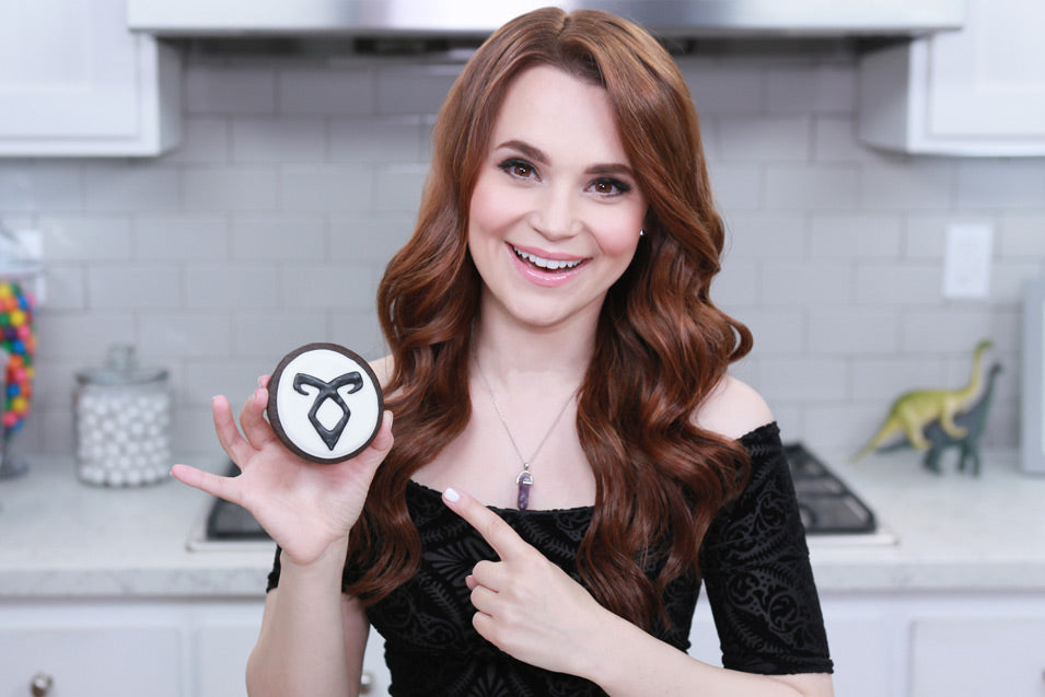 Shadowhunters Runes Cookies