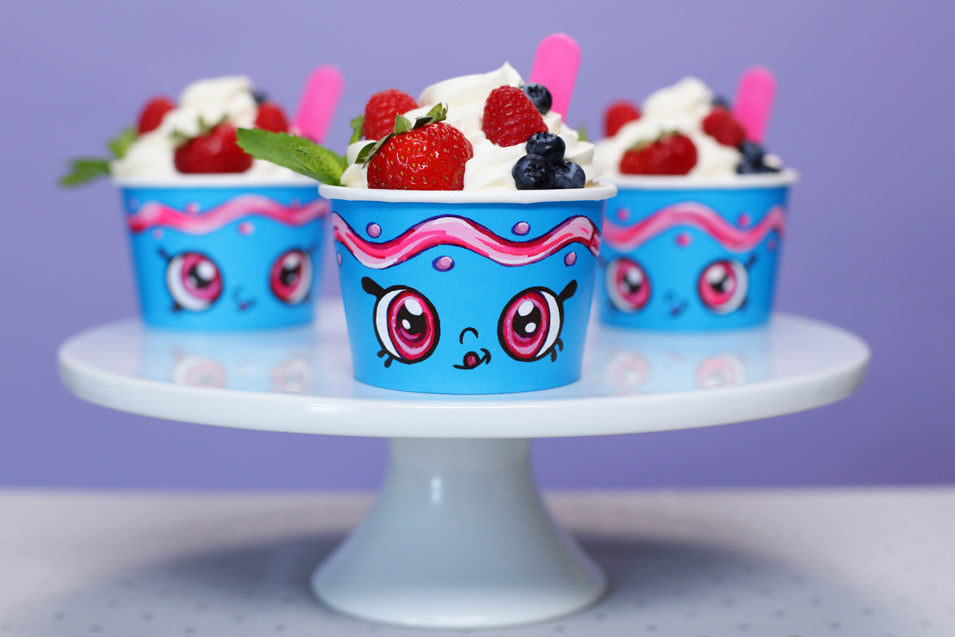 Shopkins Yo-Chi Mousse