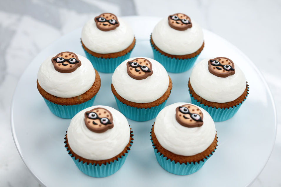 Smart Cookie Cupcakes