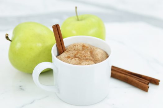 Easy Mug Cakes: Spiced Apple Mug Cake