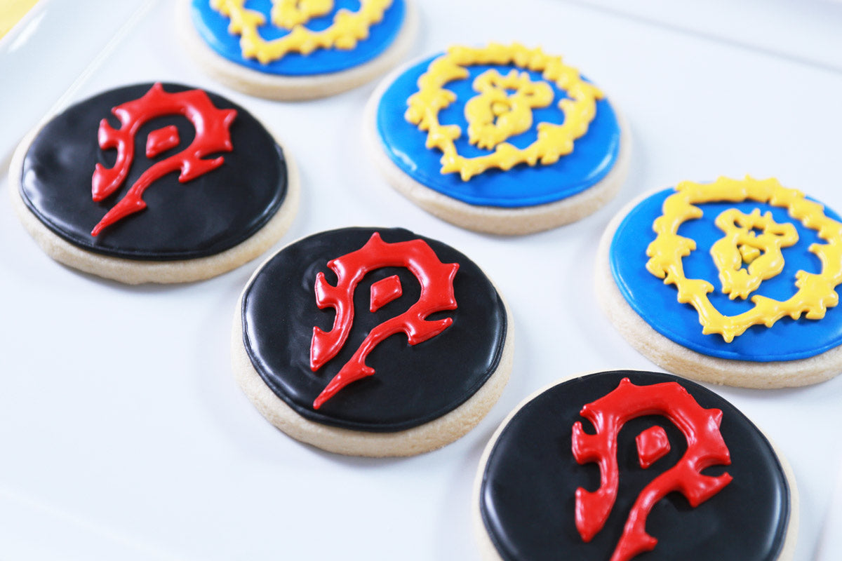 Warcraft Cookies