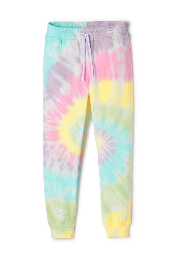 Cotton Candy Tie Dye Jogger | Official Rosanna Pansino Merch