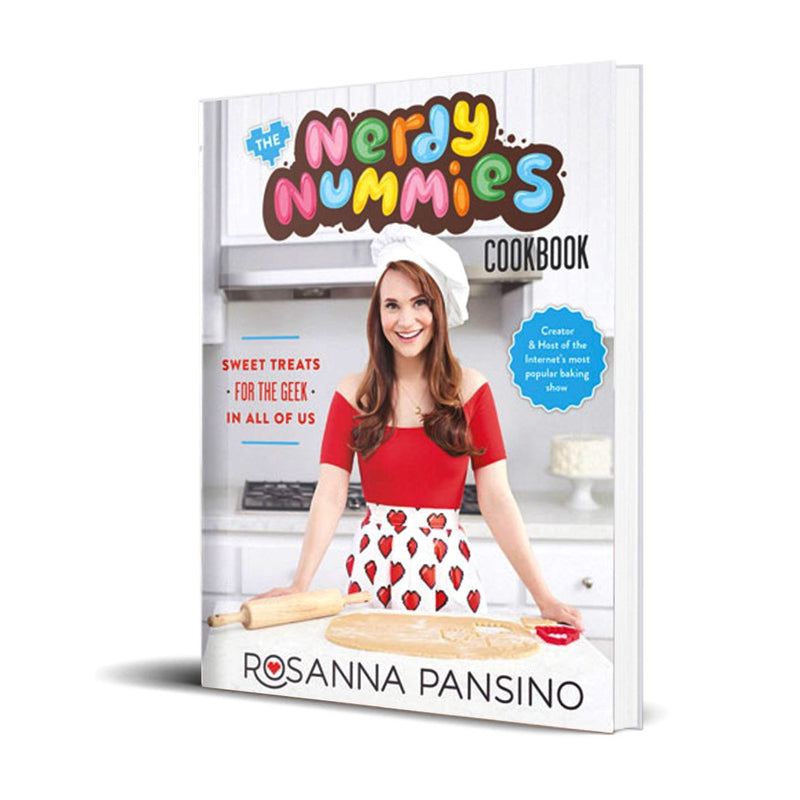Nerdy Nummies Cookbook Collection