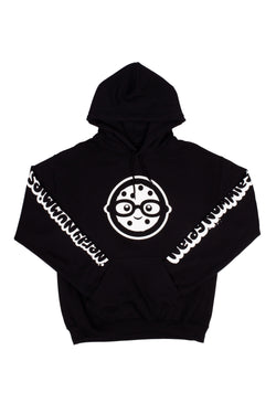 Smart Cookie Hoodie - Black