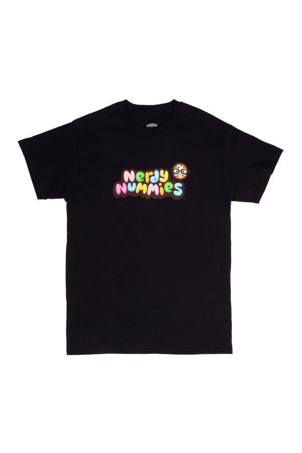 Nerdy Nummies T-Shirt - Black
