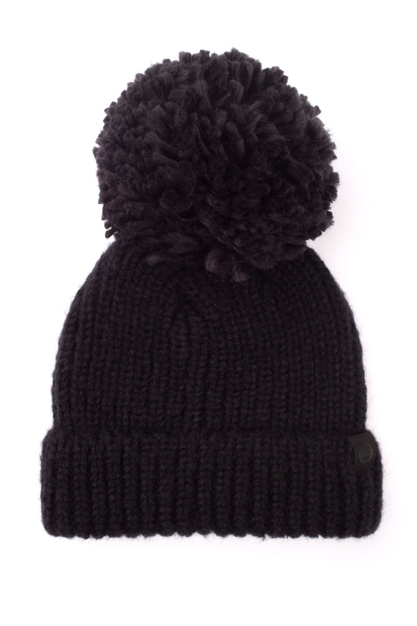 Pom Beanie Black | Rosanna Pansino Merch