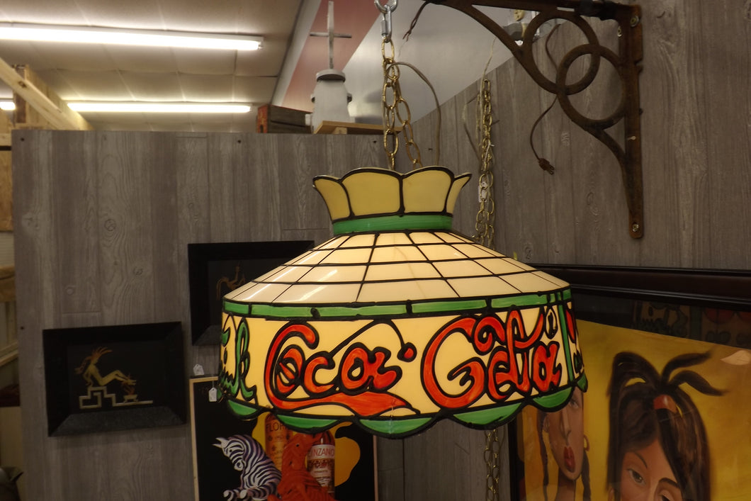 Coca Cola Hanging Light
