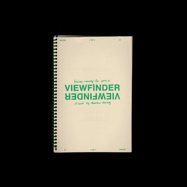 VIEWFINDER by Andrew Herzog