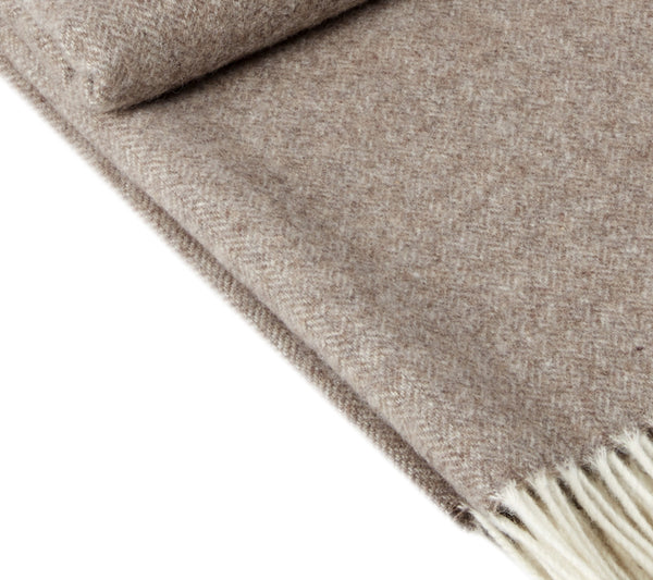 Milano Throw - Brown