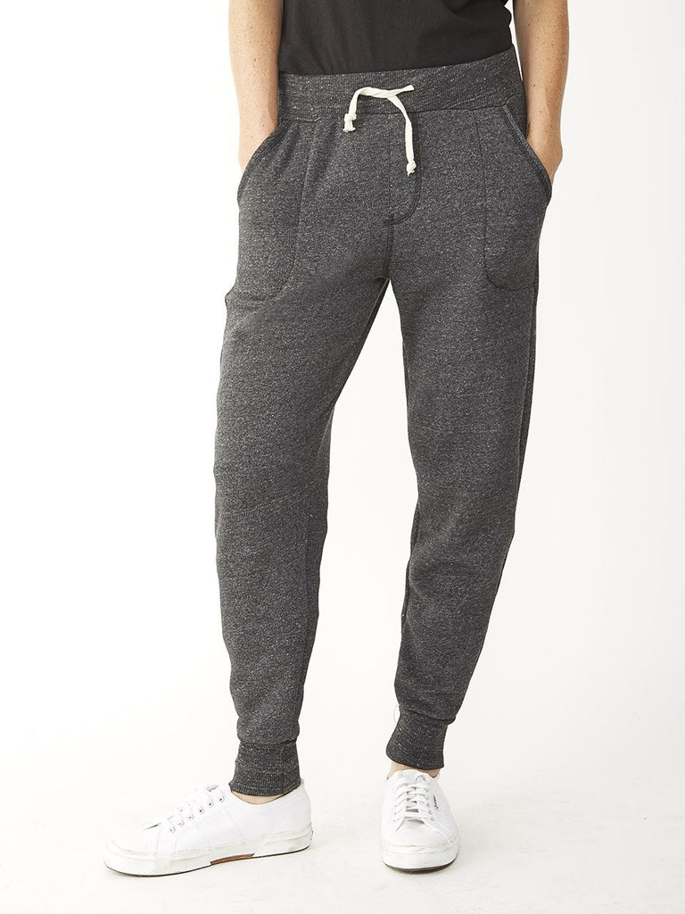 Alternative 31082 Men's Jogger Pants in Signature Eco-Fleece