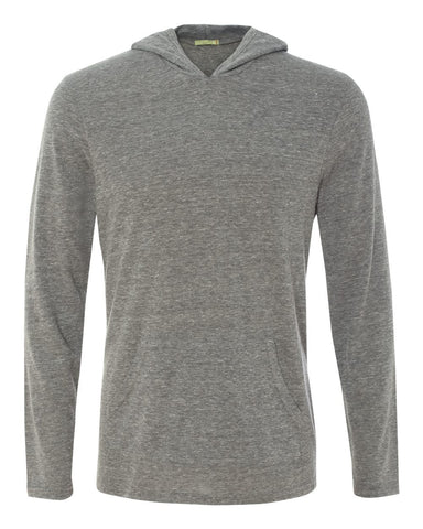 12365 Alternative Hooded Pullover Men's T-Shirt in Eco-Jersey
