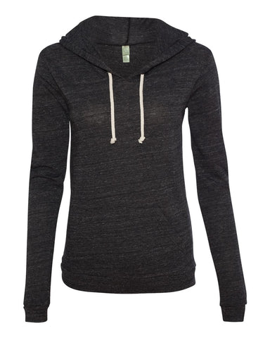 1928 Alternative Ladies' Classic Pullover Hoodie in Eco-Jersey