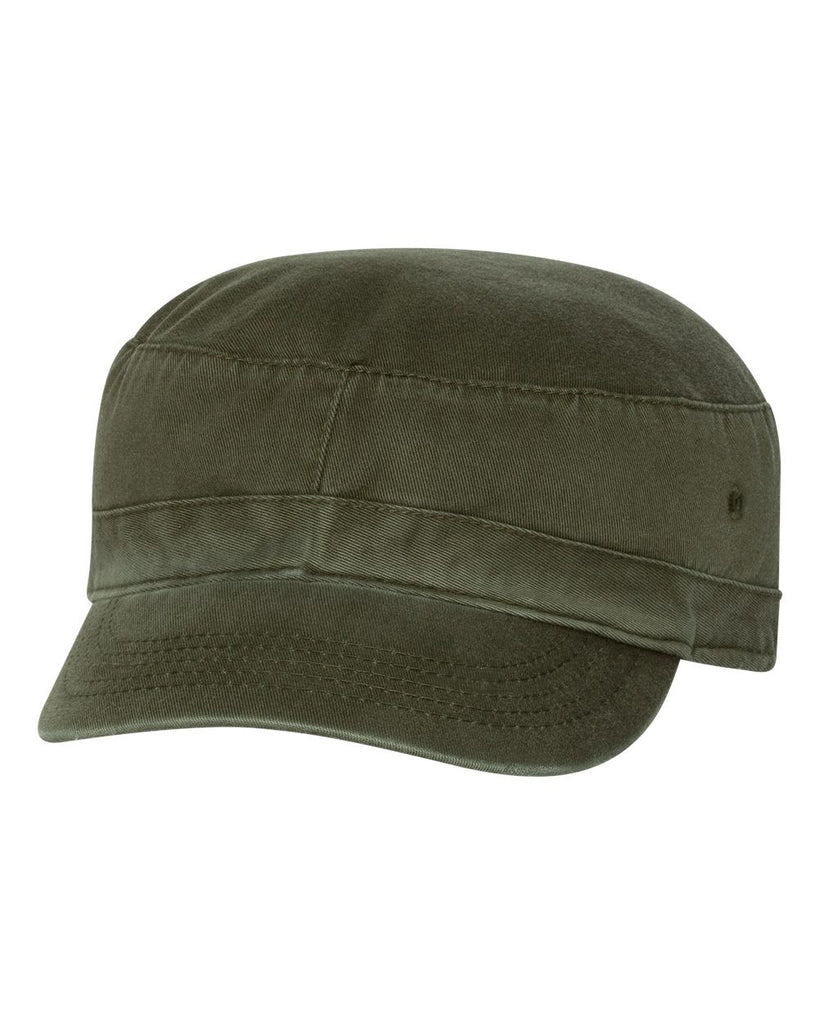 Alternative AH73 100% Cotton Cap with Destroyed Fidel