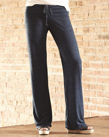 Alternative 1987 Ladies' Comfortable Lounge Pants in Eco-Jersey