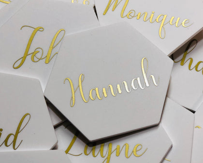 Tags, Gifts & Business decals