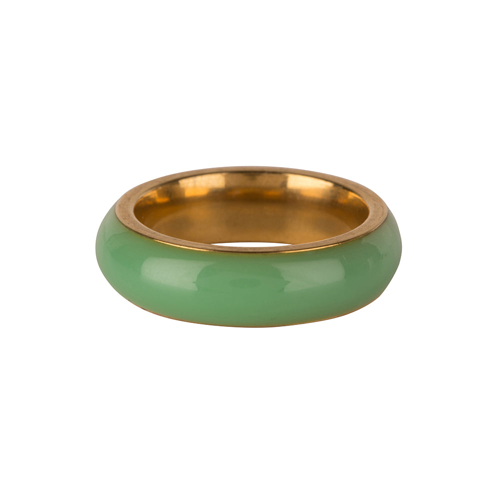 Elite green ring