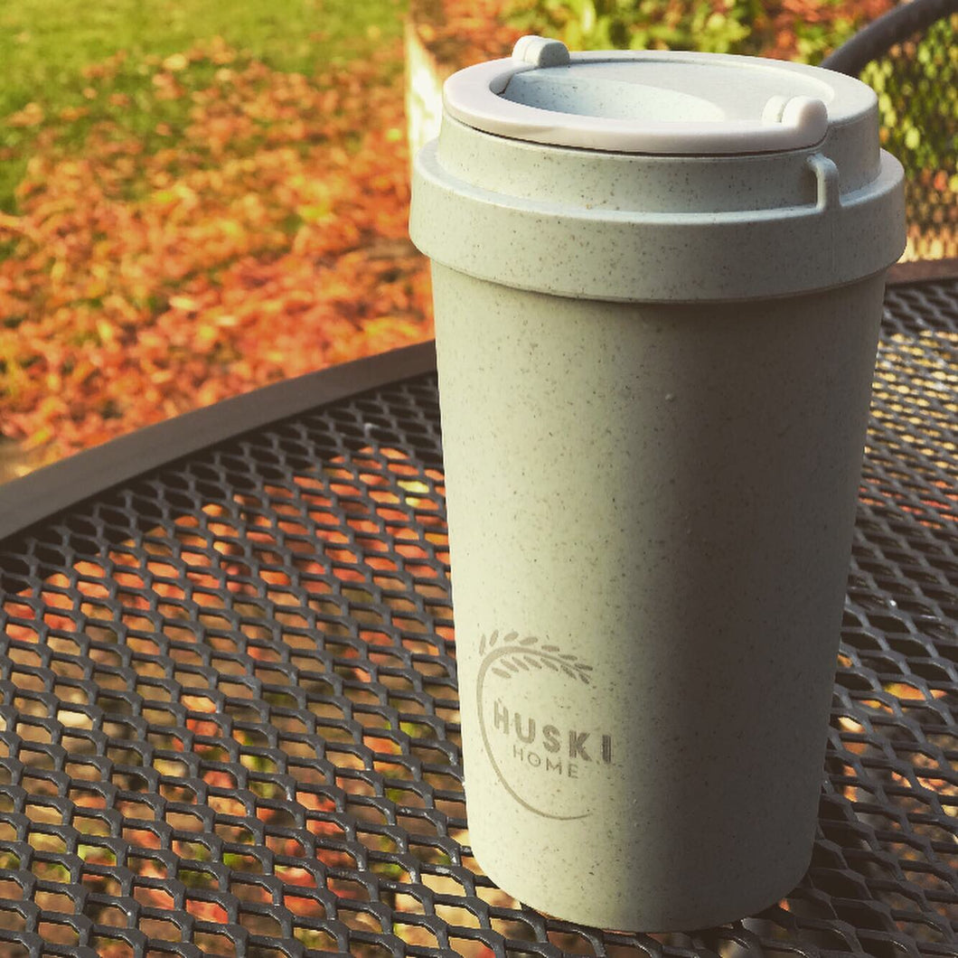 Huski Biodegradable Reusable Insulated  400ml Travel Mug