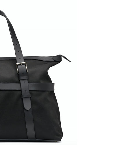 M/S A-Bag - Black/Black description image