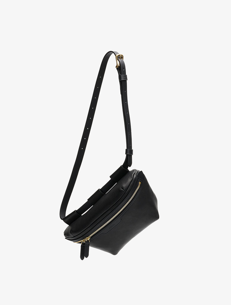Belt Bag - Black/Black description image