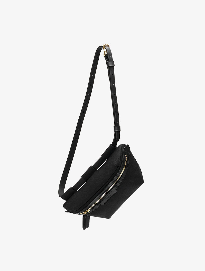 M/S Belt Bag - Coal/Black description image