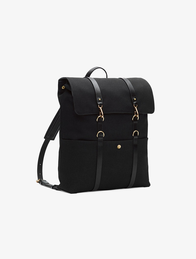 M/S Backpack - Coal/Black description image