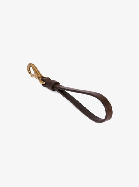 Key Hanger – Dark Brown description image