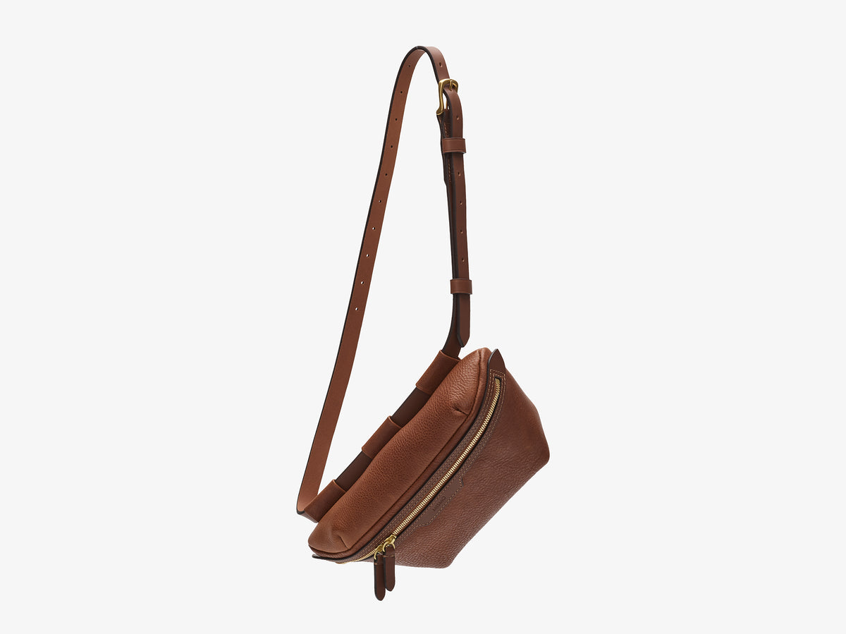 Belt Bag - Tabac/Cuoio description image