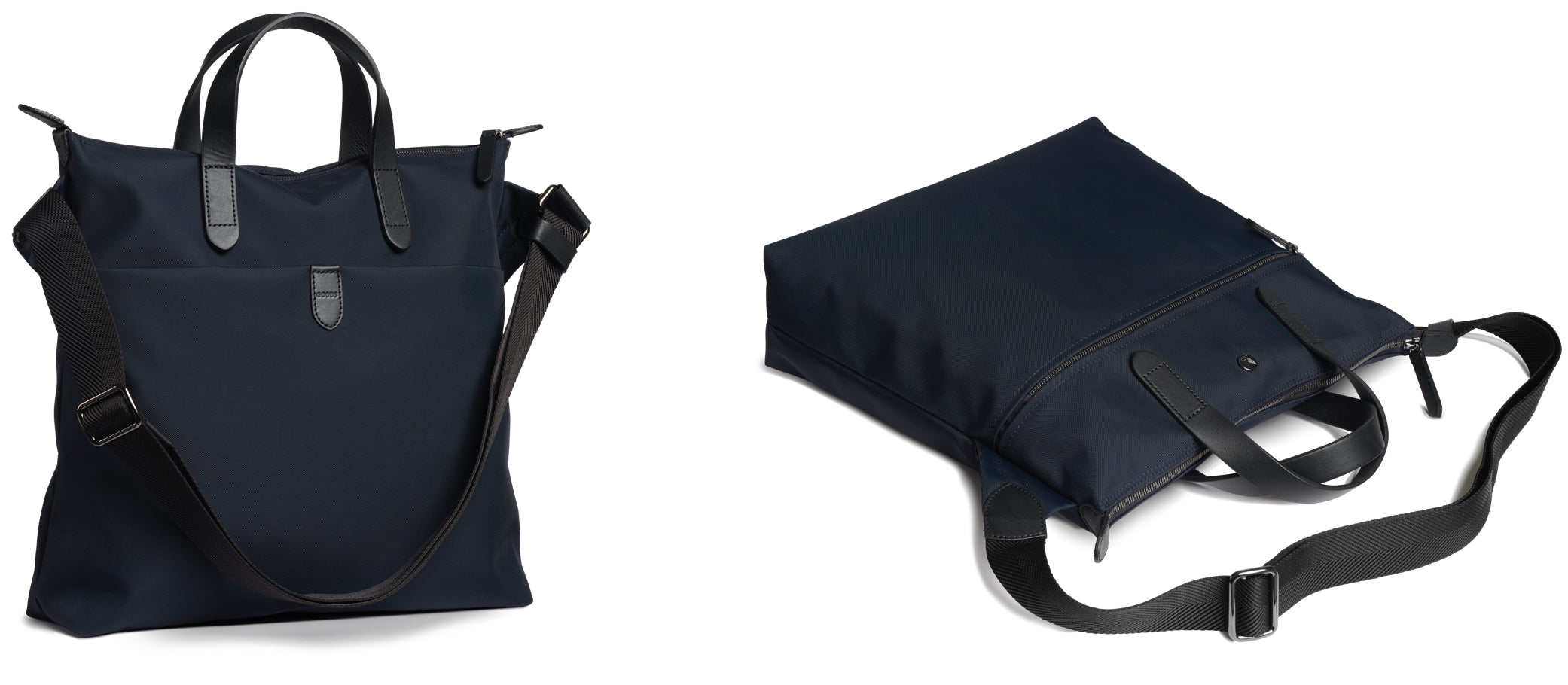 MS Goods Shopper Navy Nylon