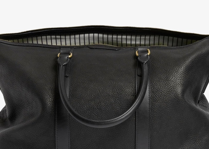 Mission, Leather - Black/Black feature image 1