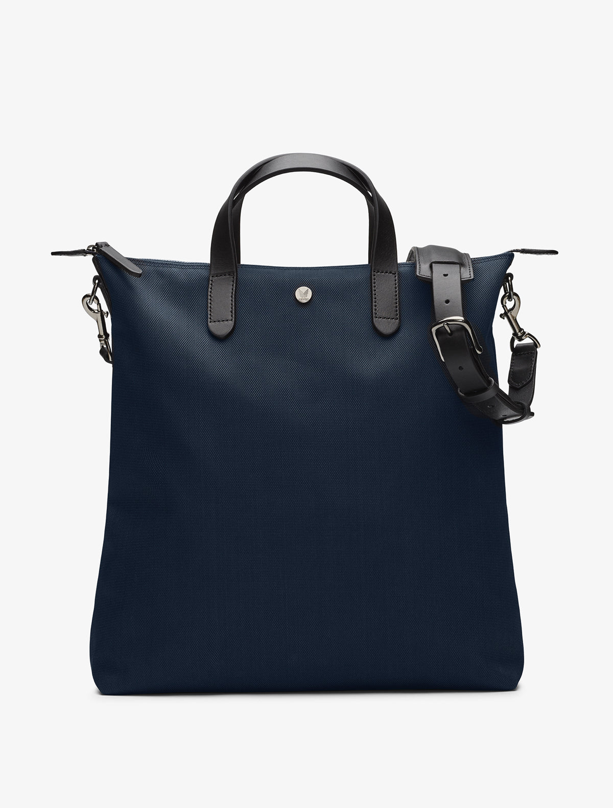 M/S Shopper – Deep blue/Black description image