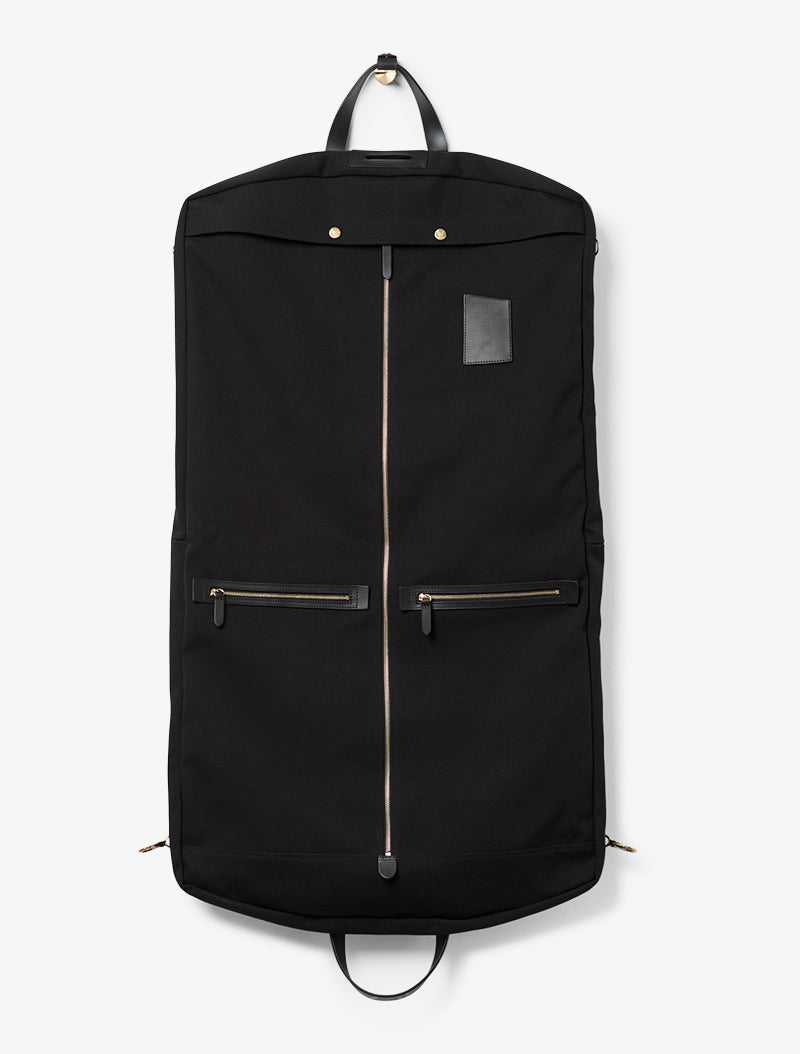 M/S Suit Carrier - Coal/Black description image